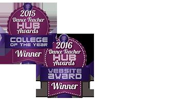 2015 Dance Teacher Hub Awards - College of the Year Winner