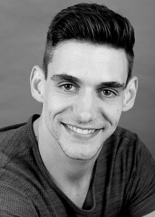David Anderson, Professional Dancer, Commercial Jazz