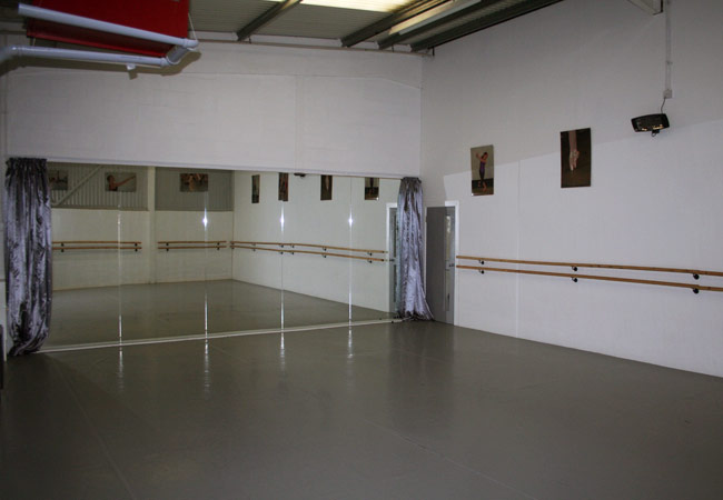Studio 1 at Evolution Foundation College