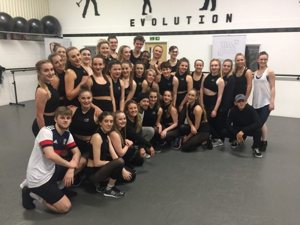 Evolution Class/Studio photos