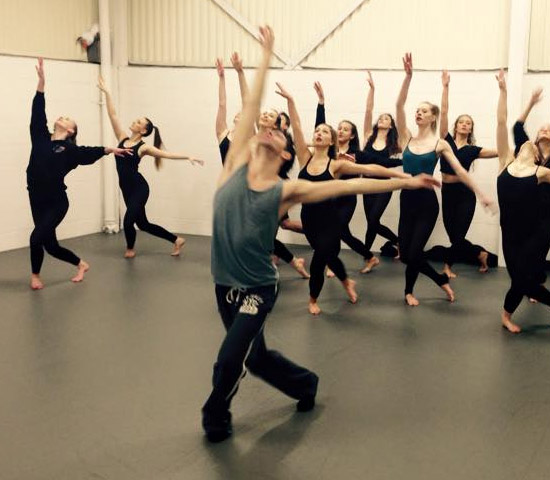 Dance Studio East Anglia - Evolution Foundation College